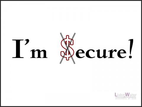 I'm Secure!