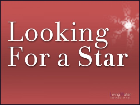 Looking for a Star