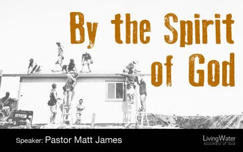 By the Spirit of God
